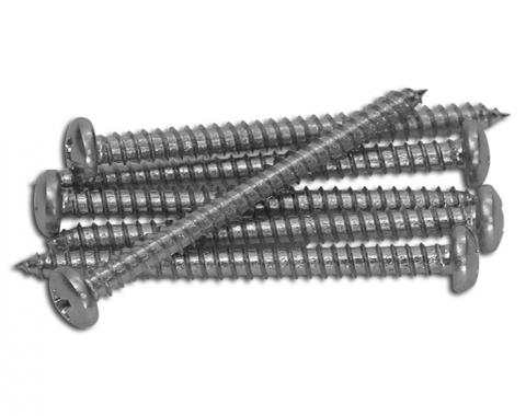 Corvette Taillight Lens Screws, 1975-1979