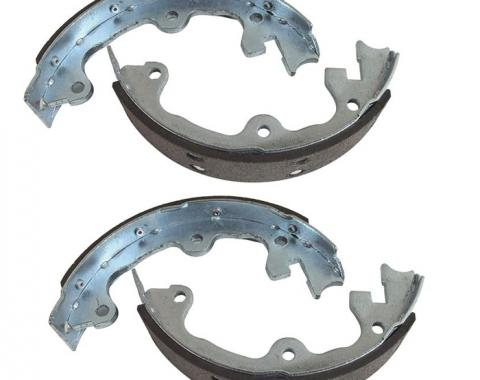 Corvette Parking Brake Shoes, 1965-1982