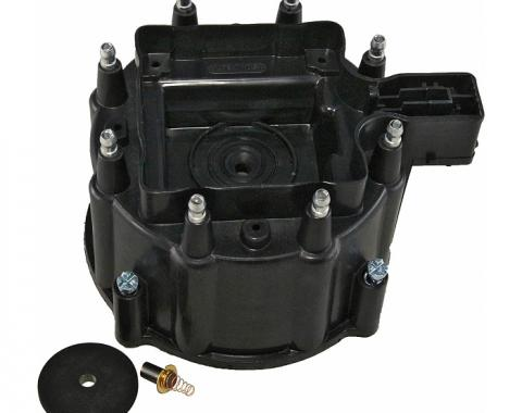 Corvette Distributor Cap, With HEI, 1975-1984