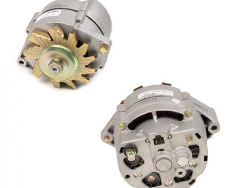 Corvette Remanufactured Alternator, 42 AMP, 1968