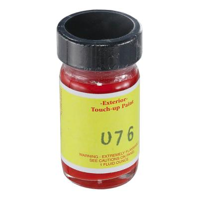 Corvette Exterior Touch-Up Paint, GM Code 974, Rally Red, 1965-1968