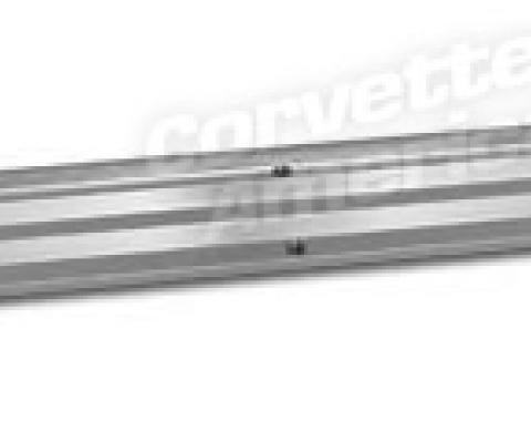 Corvette Sill Plate, 6 Hole, Late 1964-1966