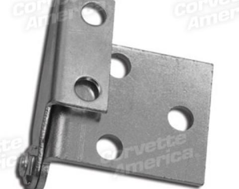 Corvette Hood Hinge, Left, 1963-1967