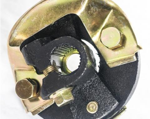 """Steering Coupler for 3/4"""" Shaft - 25 Spline - 3-1/4"""" Diameter"""