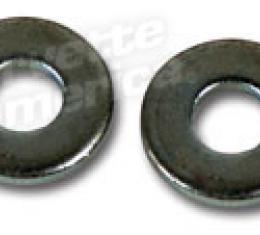 Corvette Park Brake Cable Pulley Bracket Washers, 1964-1966