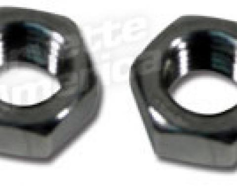 Corvette Park Brake Cable Equalizer Nuts, 1967-1982