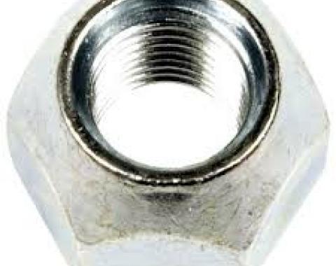 Corvette Wheel Lug Nut, Steel, 7/16-20