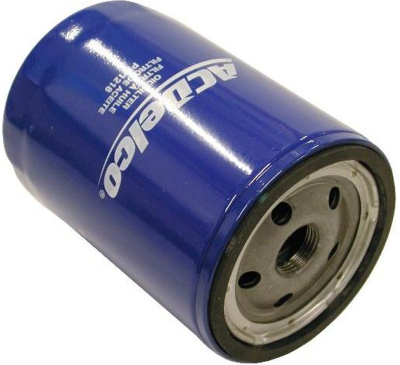 Corvette Oil Filter, PF1218, AC Delco, 1968-1991