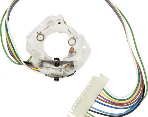 Corvette Turn Signal Switch, (69-1976 without T&T, 1977-1979 Early with T&T), 1969-1979