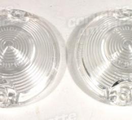 Corvette Parking Light Lenses, 1968-1969