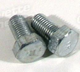 Corvette Nose Support Rod Bolts, 2 Piece, 1958-1962