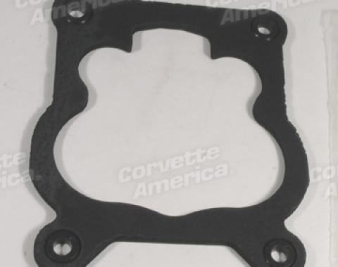 Corvette Carburetor Heat Insulator, Quadrajet, 1970-1980