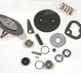 Corvette Fuel Pump Rebuild Kit, (#4445, #4656, or #4657 Pump), 1955-1966