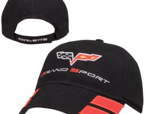 Grand Sport Cap Black/Red