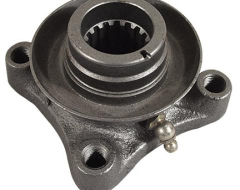 Corvette Spindle Flange, Greaseable, 1963-1979