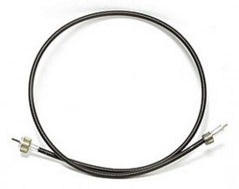 Corvette Lower Speedometer Cable, With Cruise Control, 1977-1982