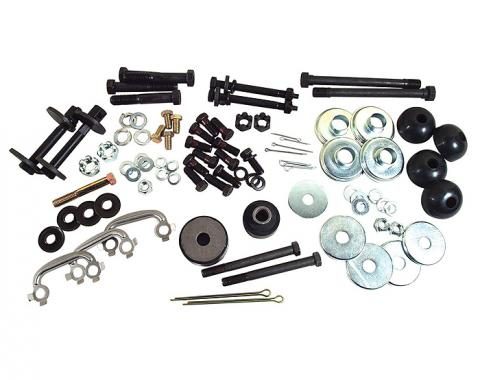 Corvette Rear Suspension Hardware Kit, 1969-1977