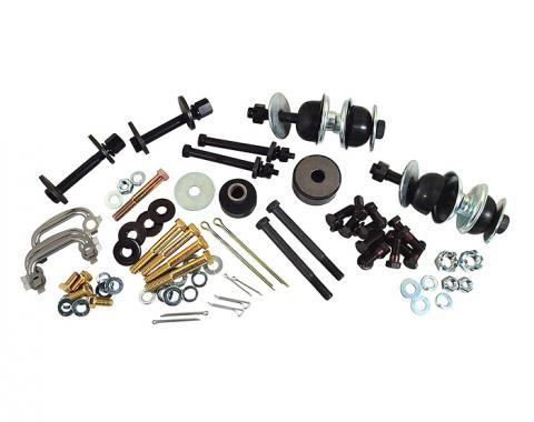 Corvette Rear Suspension Hardware Kit, 1978-1979