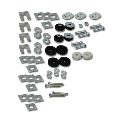 Corvette Body Mounting Kit, Convertible, 1964-1967