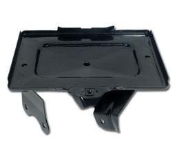 Corvette Battery Tray, without Air Conditioning, 1967