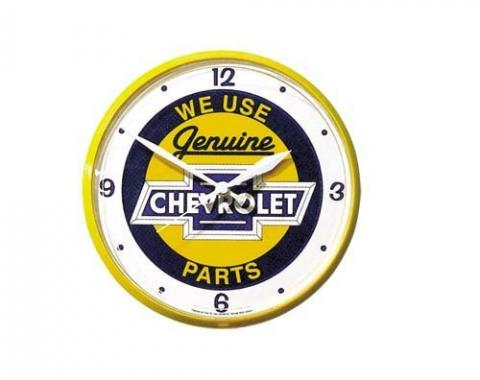 Genuine Chevrolet Clock