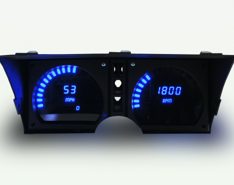 Intellitronix 1978-1982 Corvette LED Digital Gauge Panel DP2002