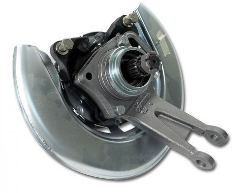 Corvette Rear Wheel Bearing Assembly, Right Exchange, 1965-1982