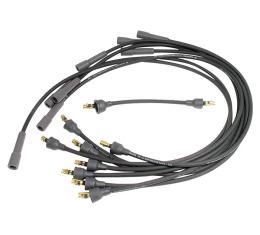 Corvette Spark Plug Wires, Big Block without Radio, 1972-1974
