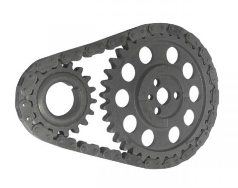 Corvette Timing Chain & Gears Set, Small Block, 1967-1979