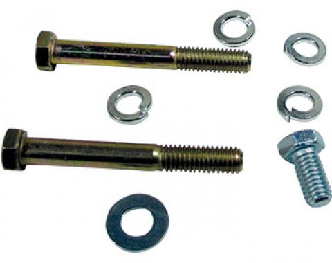 Corvette Power Steering Pump Bracket Bolt Kit, 65L, 1965-1982