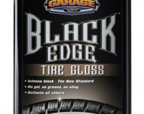 Black Edge™ Tire Gloss, Surf City Garage, 16 Ounce