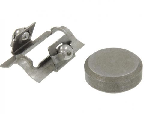 Corvette Seat Track Roller Assembly, 4 Required, 1956-1962