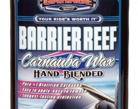 Surf City Garage Barrier Reef® Carnauba Liquid Wax, 16 Ounce