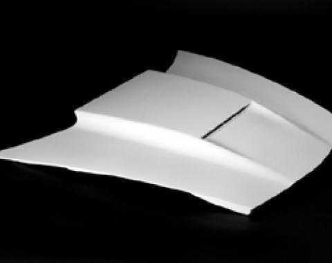 Corvette Hood, Stinger With Reinforcement, ACI, 2005-2013