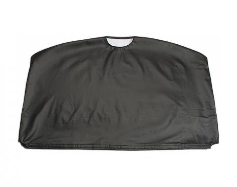 Corvette Roof Panel Bag, Deluxe, Black, 1984-1996