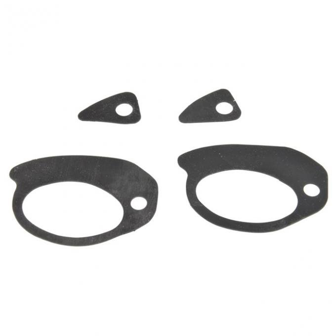 Corvette Outside Door Handle Gasket Set, 1956-1962