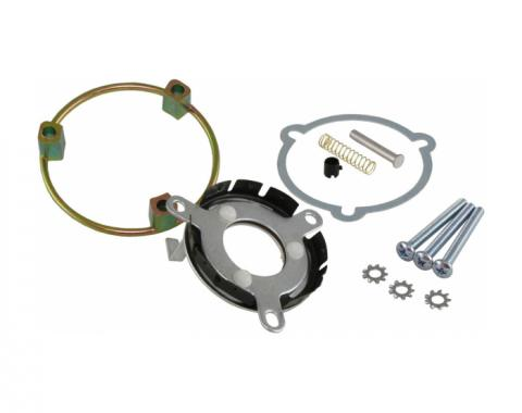 Corvette Horn Contact Kit, With Tilt/Telescopic Column, 1969-1974