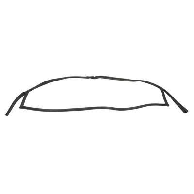 Corvette Hardtop Rear Window & Rear Deck Weatherstrip, 1956-1962