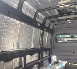 HushMat Mercedes-Benz Sprinter 3500 2015-2018   Cargo Sound and Thermal Insulation Kit 599104