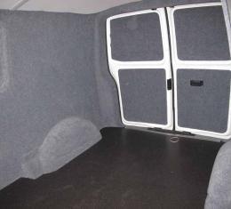 HushMat Mercedes-Benz Sprinter 3500 2015-2018   Rear Door Sound Deadening Insulation Kit 599106
