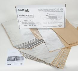 HushMat Chevrolet Chevy II 1962-1967   Sound and Thermal Insulation Kit 62662