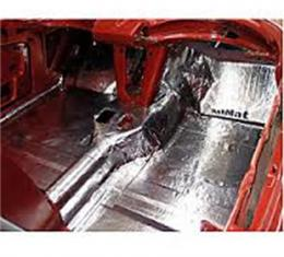 HushMat Cadillac Series 75 Fleetwood 1954-1956   Floor Deadening and Insulation Kit 617301