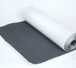 "HushMat 1/ 4"" Silencer Megabond Thermal Insulating Self-Adhesive Foam Shop Roll- 24"" x10' ea 20 sq ft 22410"