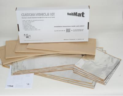 HushMat  Sound and Thermal Insulation Kit 62193