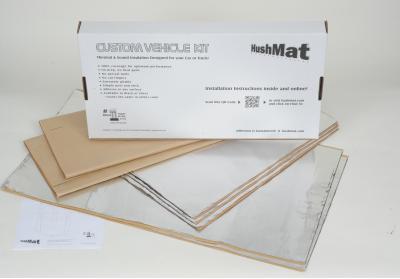 HushMat Mitsubishi Lancer 2008-2017   Sound and Thermal Insulation Kit 65010