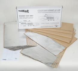 HushMat Porsche 911 1990-1993   Sound and Thermal Insulation Kit 58190