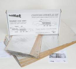 HushMat Triumph TR6 1968-1976   Sound and Thermal Insulation Kit 57020