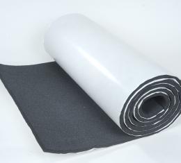 "HushMat 1/ 2"" Silencer Megabond Thermal Insulating Self-Adhesive Foam Shop Roll- 24"" x10' ea 20 sq ft 22510"