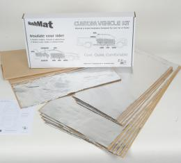 HushMat  Sound and Thermal Insulation Kit 61714
