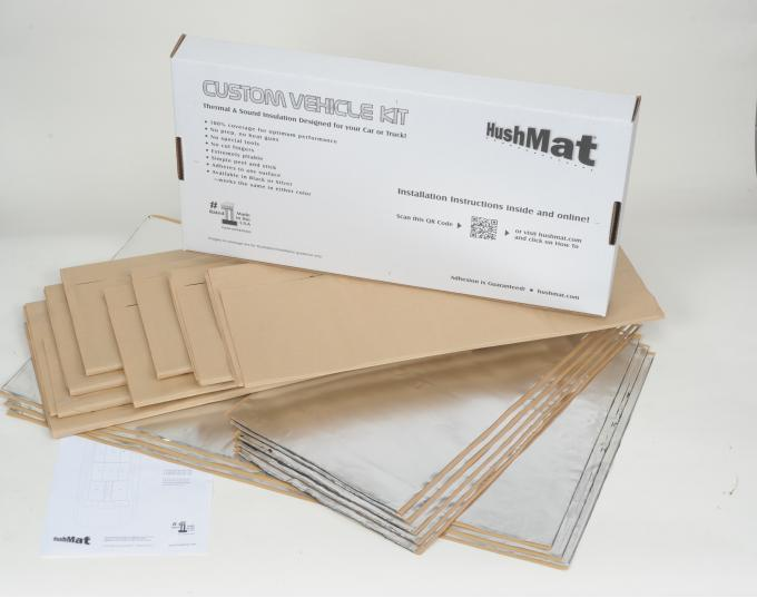 HushMat  Sound and Thermal Insulation Kit 62954